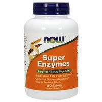 Tabletki Now Foods Super Enzymes 180 tabl.