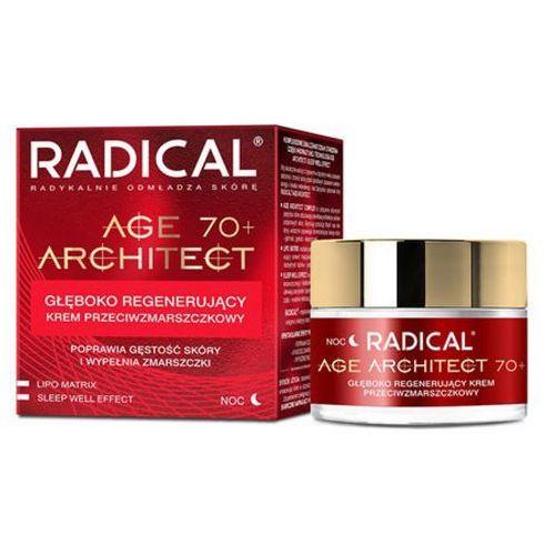 Farmona radical age architect 70+ głęboko regenerujący krem przeciwzmarszczkowy - Najtaniej w sieci