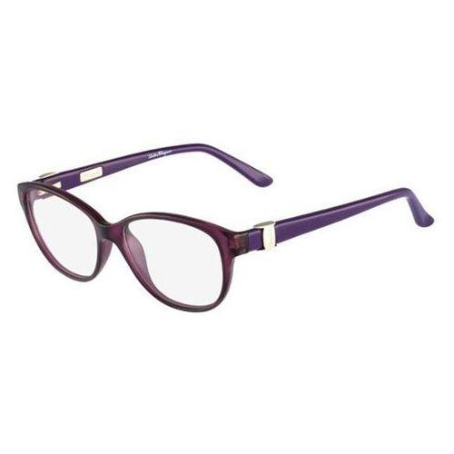 Okulary korekcyjne sf 2711 500 Salvatore ferragamo