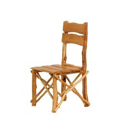 Krzesło gałązkowe dębowe RUSTICA, F36E-35354