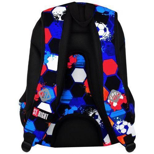 77ea5cc021f7a ▷ Plecak 4-komorowy st.right bp7 football (ST-MAJEWSKI) - opinie ...