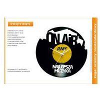 Zegar reklamowy płyta vinylowa #2 marki Atrix