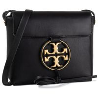 Torebka TORY BURCH - Miller Metal Cross-Body 61023 Black 001