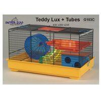 Inter-zoo klatka dla chomika teddy lux z tunelem