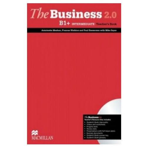 The Business 2.0 Intermediate Teacher's Pack (2013)