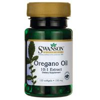 Kapsułki Swanson Oregano Oil Extract 10:1 koncentrat 120 kaps.