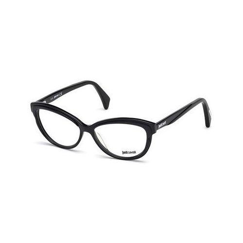 Just cavalli Okulary korekcyjne jc 0748 001