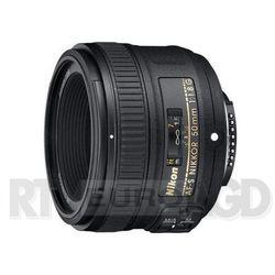 Obiektywy fotograficzne  Nikon RTV EURO AGD