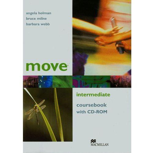 Move Intermediate Student's Book (podręcznik) with CD-ROM (96 str.)