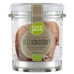Olej kokosowy 240g bio virgin marki Cocofarm