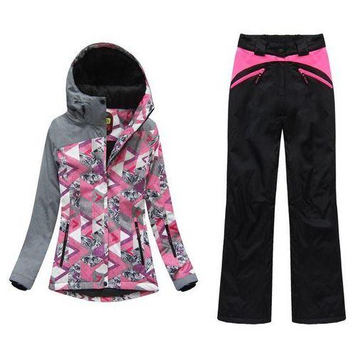 Zestaw narciarski kurtka + spodnie (w181 i qs189), Speed.a