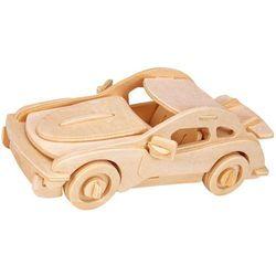 Eureka Łamigłówka drewniana gepetto - samochód sportowy (sports car)