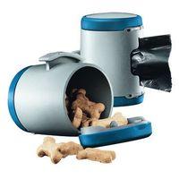 FLEXI Vario MultiBox - Pojemnik na przysmaki lub woreczki - niebieski - Niebieski