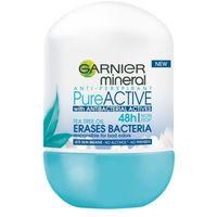 GARNIER 50ml Mineral Pure Active Antyperspirant w kulce