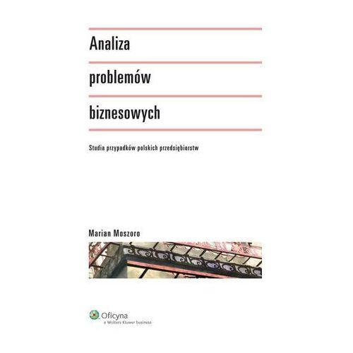 EBOOK Analiza problemów biznesowych, Wolters Kluwer