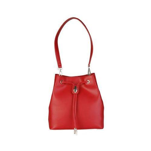 Torebka listonoszka damska CAVALLI CLASS - C00PW16CP042-36, kolor czerwony