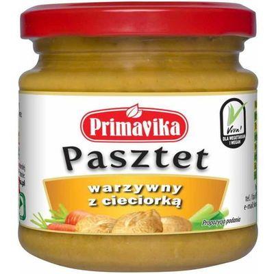 Przetwory warzywne i owocowe PRIMAVIKA biogo.pl - tylko natura