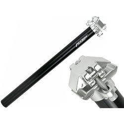 Wspornik siodła Accent SP-408 25,4 mm, czarny