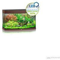 Trigon 350 led akwarium narożne (bez szafki)*cena z transportem ciemne drewno marki Juwel