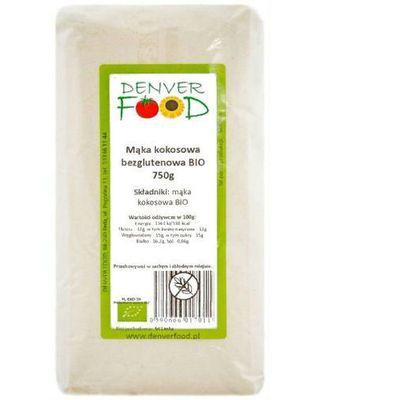 Mąki DENVER FOOD ul. Pogodna 11, 84-240 Reda, Polska Dystrybutor: Denver Fo biogo.pl - tylko natura
