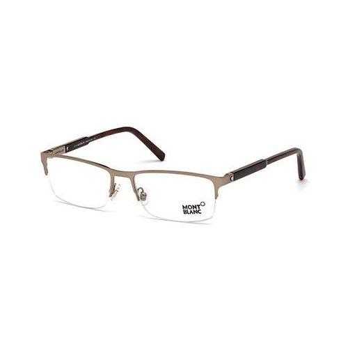 Okulary Korekcyjne Mont Blanc MB0636 034
