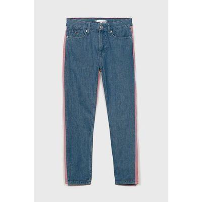 b6481643dfceb jeansy dziecięce 140-176 cm marki Tommy hilfiger ANSWEAR.com