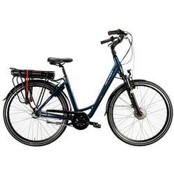 """Devron Elektryczny rower miejski 28124 28"""" - model 2019, niebieski, 19,5"""""""