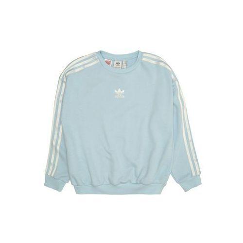 ADIDAS ORIGINALS Bluza 'CC CREW' jasnoniebieski, kolor niebieski