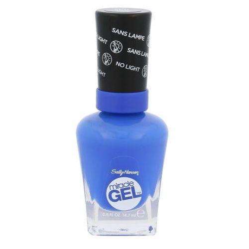 Sally hansen miracle gel step1 lakier do paznokci 14,7 ml dla kobiet 360 tidal wave - Genialny rabat