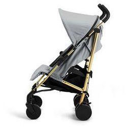 W�zek spacerowy stockholm stroller 3.0 (golden grey) marki Elodie details