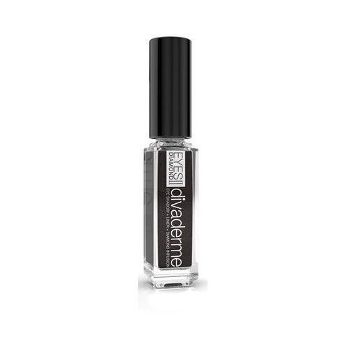 Divaderme eyes diamonds - cień do powiek z pyłem diamentowym: satynowa czerń 9 ml