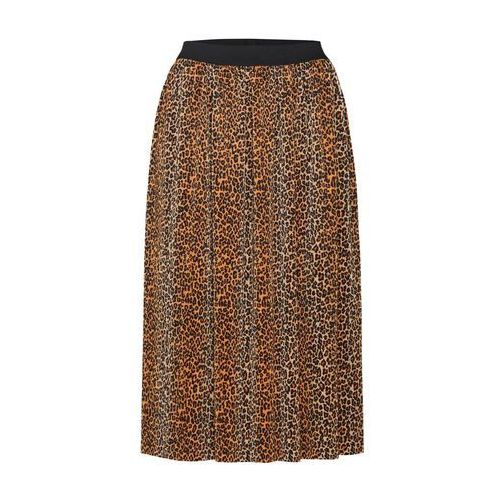 Even&odd Spódnica brązowy, w 4 rozmiarach