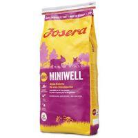 Josera miniwell adult small 900g