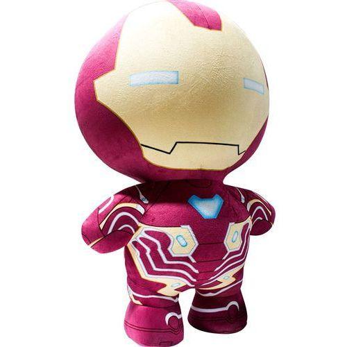 Marvel avengers dmuchana zabawka iron man (76 cm) marki Inflate-a-mals