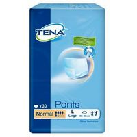 TENA Pants Normal Majtki chłonne rozmar L, 30 sztuk (7322540630336)