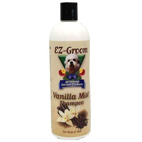 EZ-Groom - Vanilla Mist Shampoo - koncentrat szamponu o zapachu wanilii, 473 ml