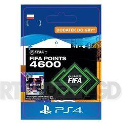 Fifa 21 4600 punktów [kod aktywacyjny] ps4 marki Sony