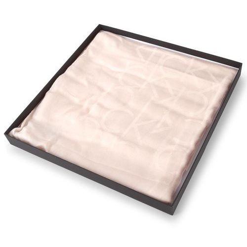 Chusta CALVIN KLEIN BLACK LABEL - Tina Sp Scarf Giftpack K60K603961 619