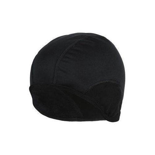 Czapka rowerowa Accent Softshell czarna XXL/XXXL