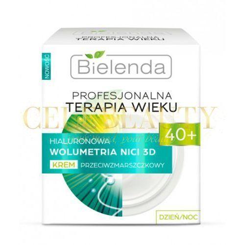 Hialuronowa wolumetria nici 3d 40+ krem Bielenda