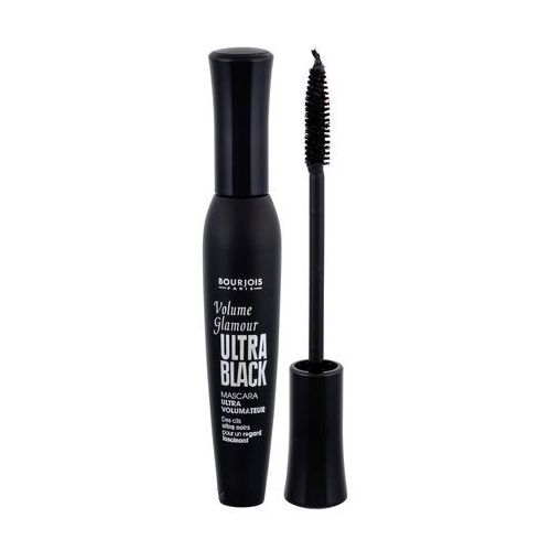 Bourjois volume glamour ultra black mascara tusz do rzęs ultra czarny 12 ml (3052503806105)