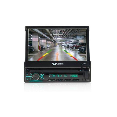 Radio samochodowe ac-5201g boston marki Vordon