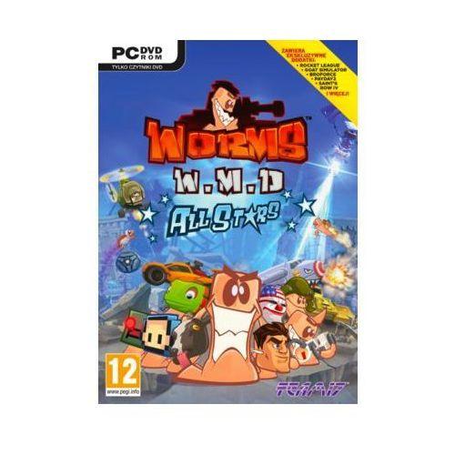 Worms W.M.D Gra PC CENEGA