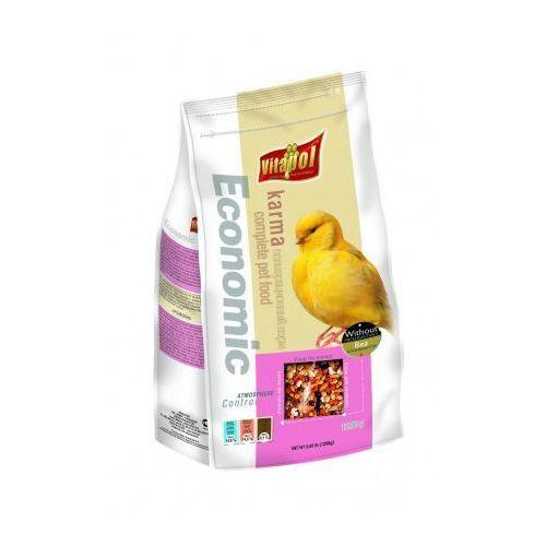 pokarm dla kanarka economic 1200 g - darmowa dostawa od 95 zł! marki Vitapol