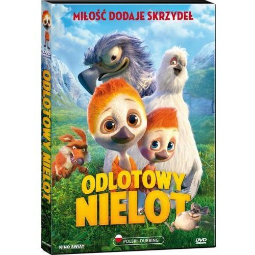 Kino świat Odlotowy nielot (płyta dvd) (5906190325891)