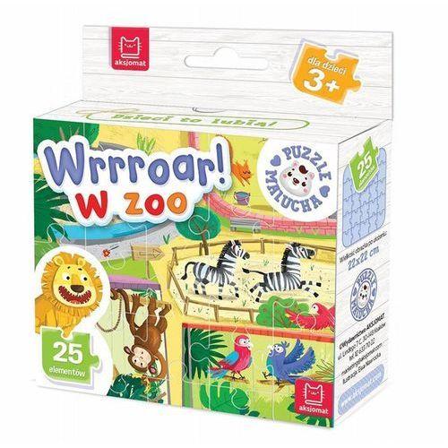 Aksjomat Puzzle malucha wrrroar! w zoo (5900316540038)