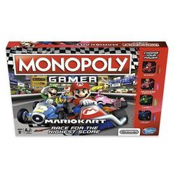 Hasbro monopoly gamer mario kart -en-