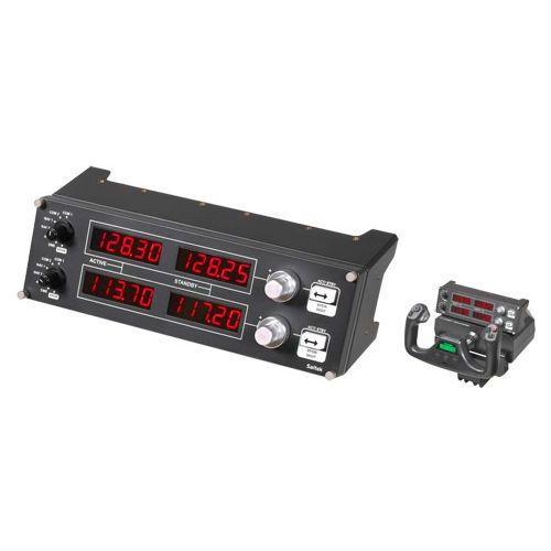 Kontroler g saitek pro flight radio panel usb (pc) + zamów z dostawą jutro! + darmowy transport! marki Logitech