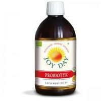 Probiotyk Joy Day 500 ml Living Food (5901549746235)