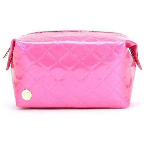 517ccdb718f69 Zobacz ofertę Mi-pac Torba podróżna - wash bag patent quilt-pink (s61)  rozmiar